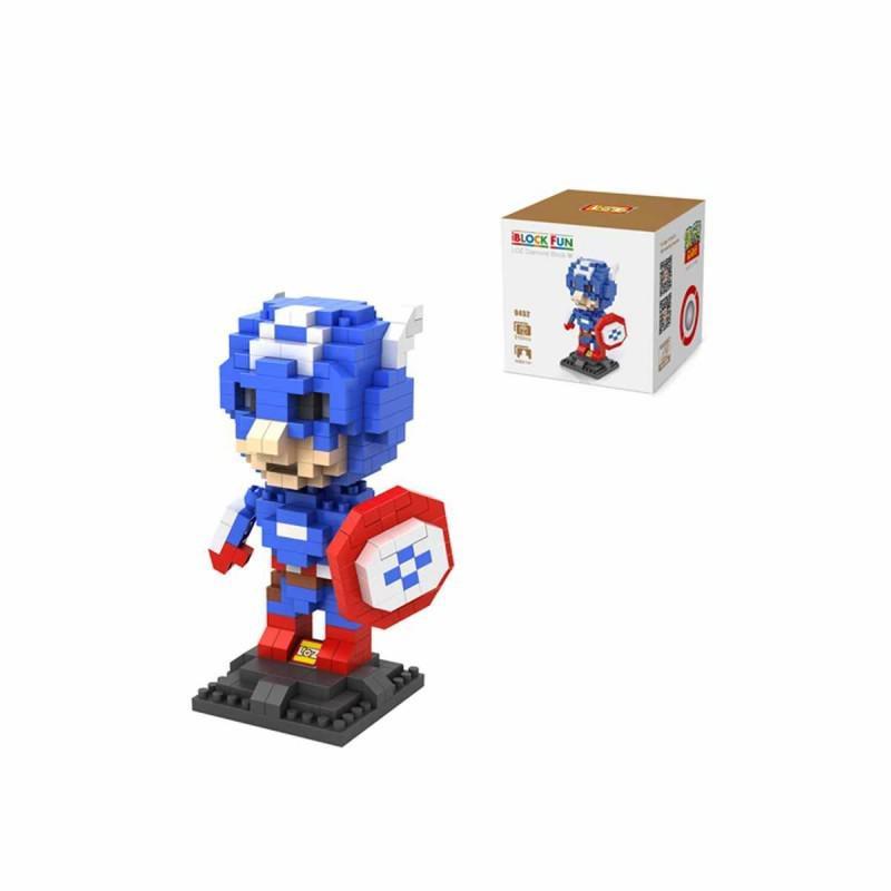 Ghép hình siêu anh hùng 9452