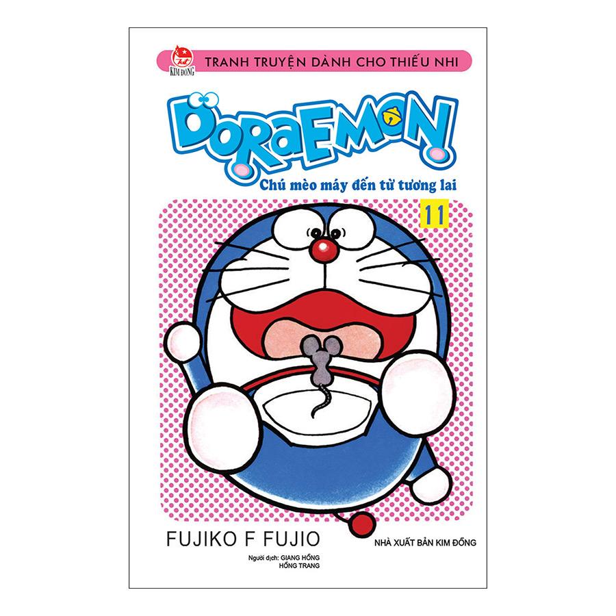 Doraemon - Chú Mèo Máy Đến Từ Tương Lai Tập 11 (Tái Bản 2019)