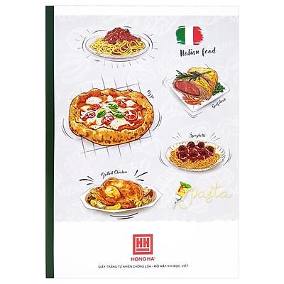 [MUA 5 TẶNG 1] Vở Pupil Traditional Food (FSC) 80 trang