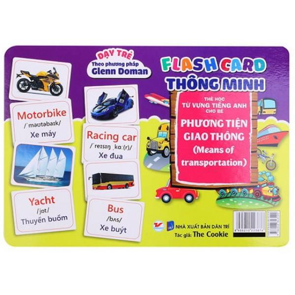 Flash Card Thông Minh - Phương Tiện Giao Thông