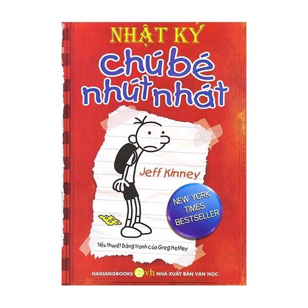 Nhật ký chú bé nhút nhát T01 - Tiểu thuyết bằng tranh của GregHeffley