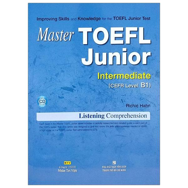 Master Toefl Junior Listening Intermediate B1
