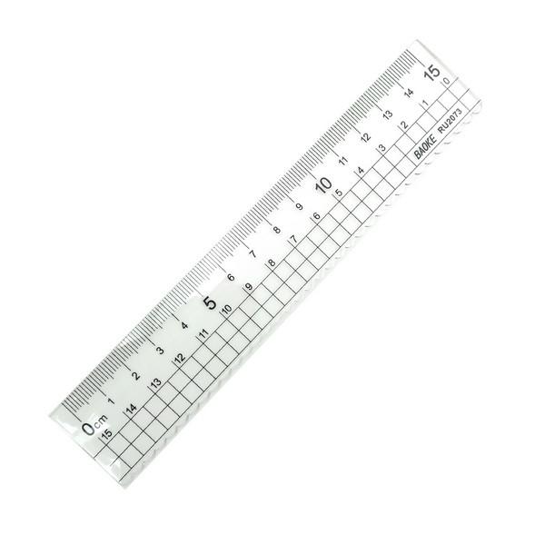 Thước Kẻ 15Cm(144C/H) Ru2073