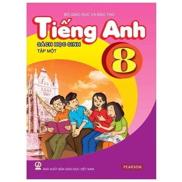 Tiếng Anh 8 - tập 1
