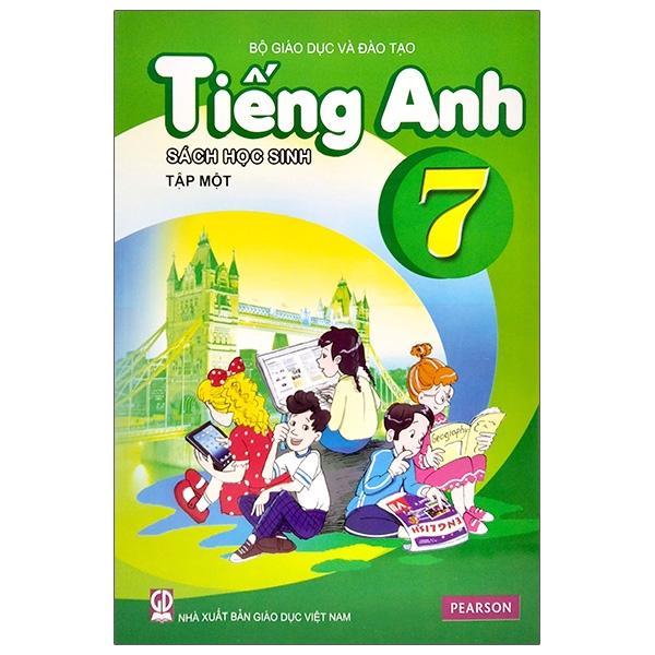 Tiếng Anh 7 - tập 1
