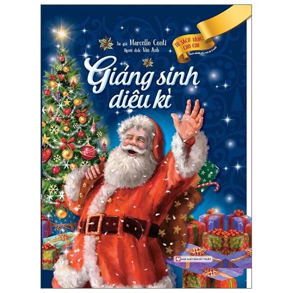 Tủ sách vàng cho con - Giáng sinh diệu kì