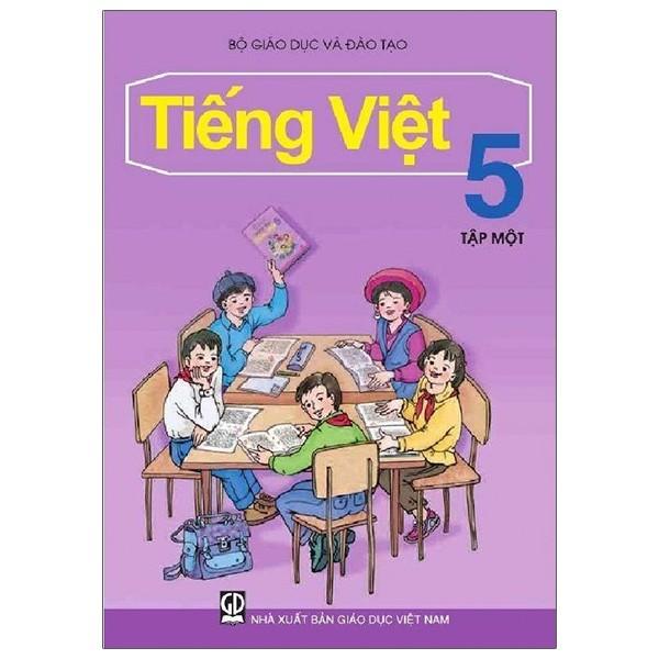 Tiếng Việt 5 - tập 1