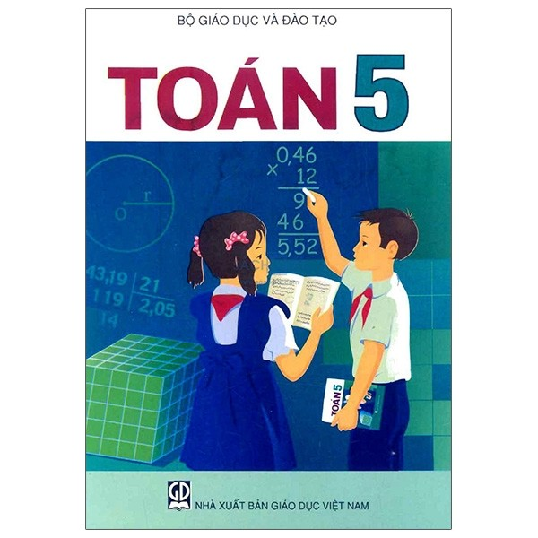Sách Toán 5