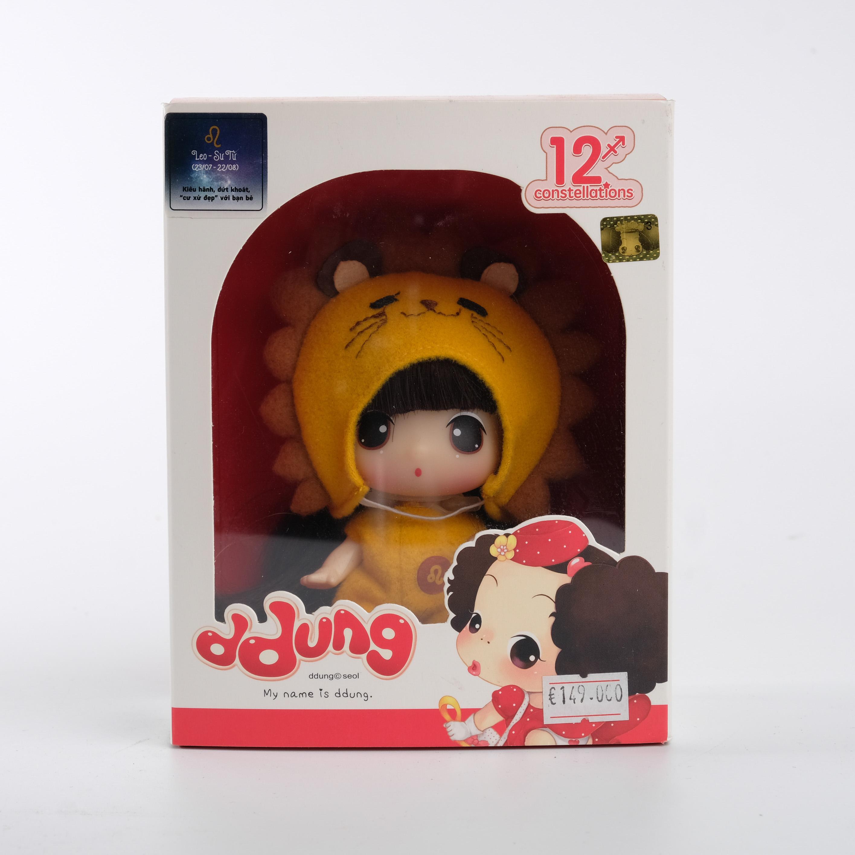Đồ chơi búp bê DDung-Sư tử FDE0904E