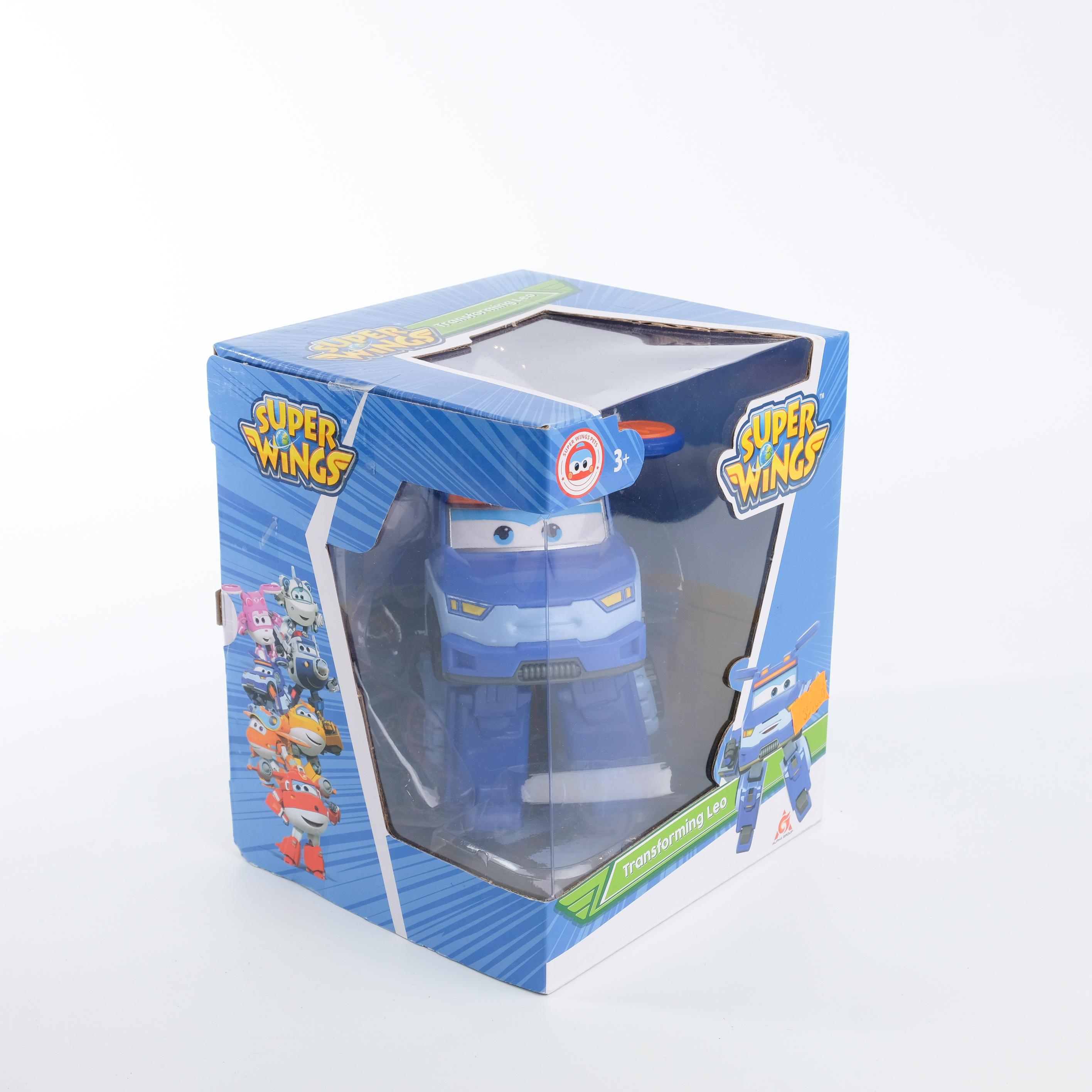 Đồ chơi Robot biến hình Cỡ lớn Leo mạnh mẽ YW750232