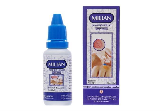 ☑️ Milian OPC 20ml - Dung dịch bôi ngoài da