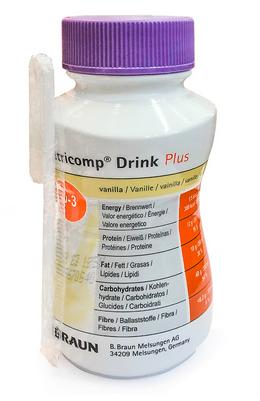 ☑️ Nutricomp drink plus (vanil) - Bổ sung dinh dưỡng