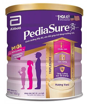 Pediasure - Sữa bột dành cho trẻ em