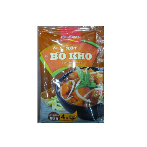 Xốt bò kho Cholimex 90g