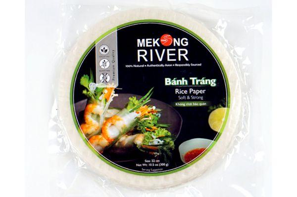 Bánh tráng Mekong River 22cm 300g