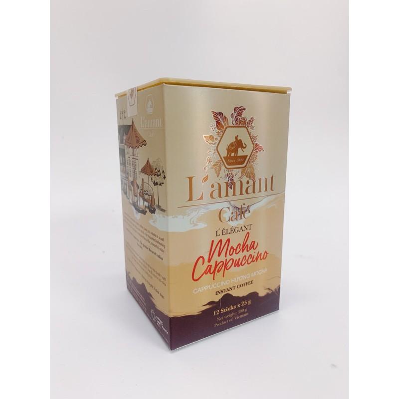 Cà phê L'amant Mocha Cappuccino 300g