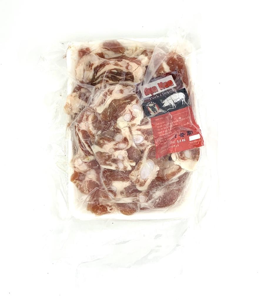 Sụn non Pork chops 500g
