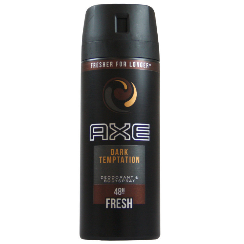 Xịt khử mùi cơ thể Axe Dark Temptation 150ml Hà Lan