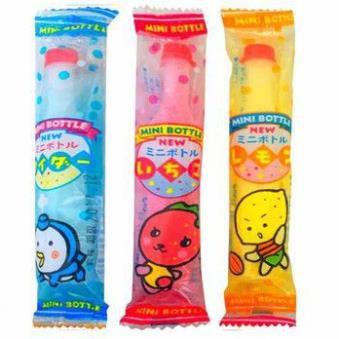 Kẹo chai nước Mini Bottle Nhật Bản * 40 chiếc
