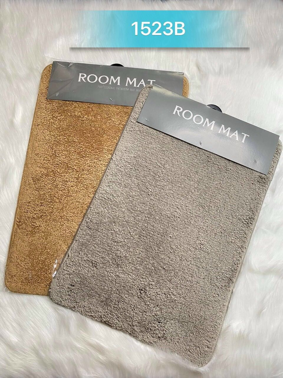 Thảm chùi chân Room Mat các màu DA1523B 40×60cm