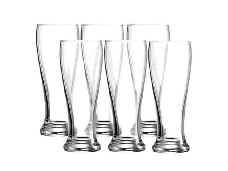 Bộ 6 ly bia thuỷ tinh Luminarc Brasserie 285ml