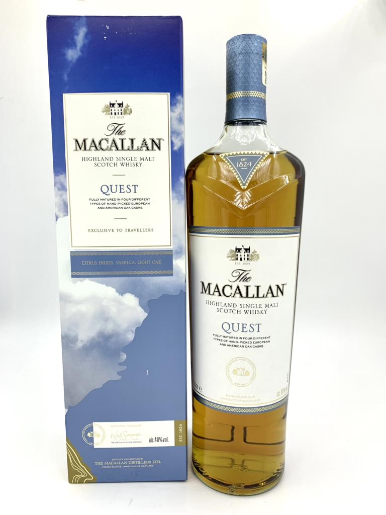 Rượu Whisky Macallan Quest 40% Scotland