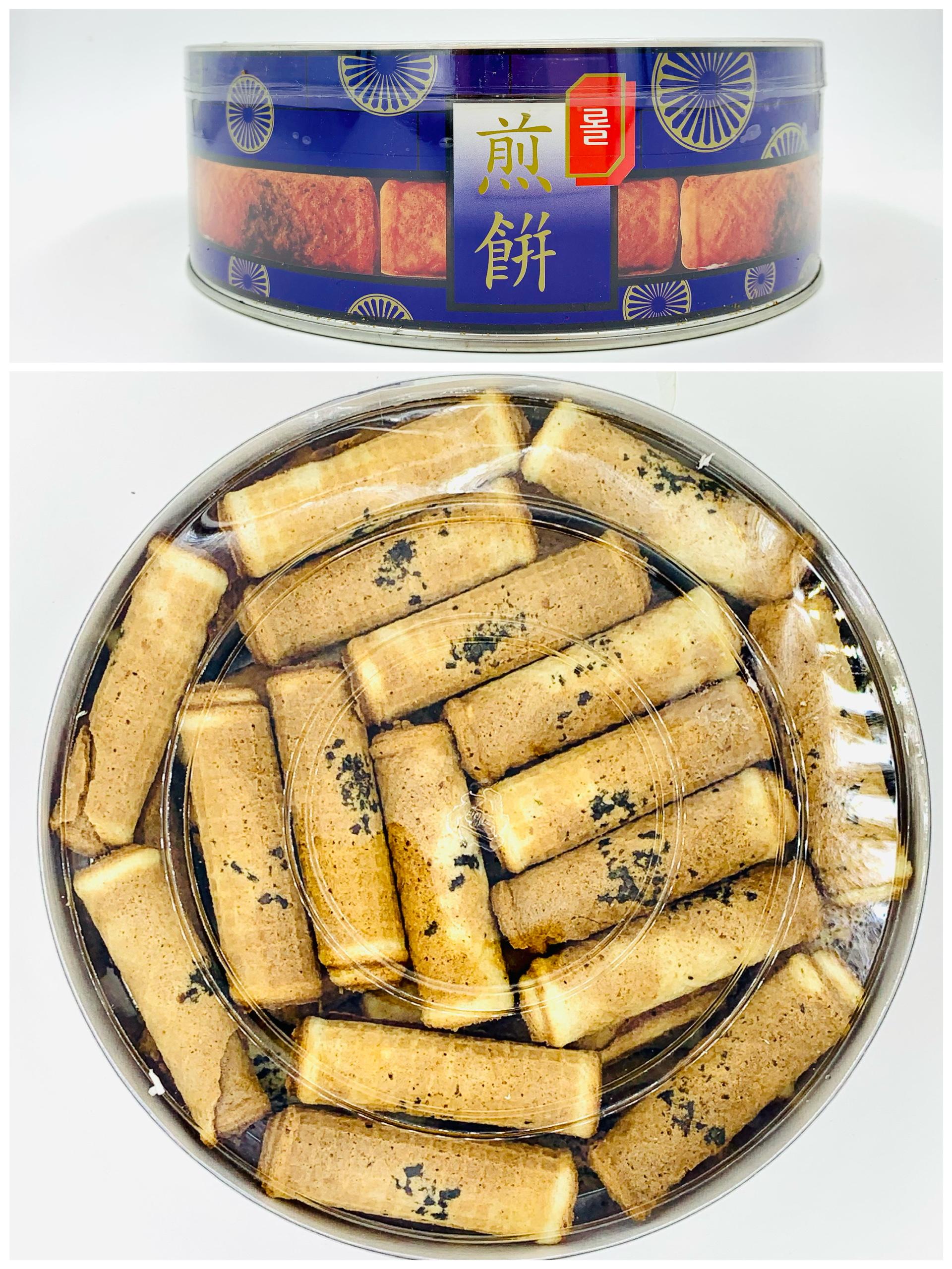 Bánh cuộn giòn Hàn Quốc 430g