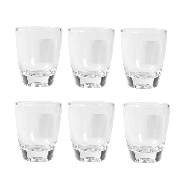 Bộ 6 ly rượu thuỷ tinh Luminarc Deli Shot 32ml
