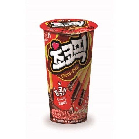Bánh que chấm Choco - Pick Hàn Quốc 45g
