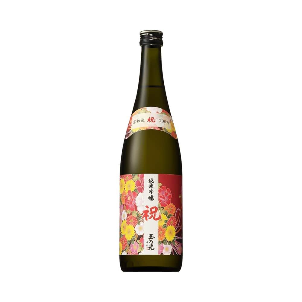 Rượu Tamanohikari Junmai Ginjo Iwai 720ml