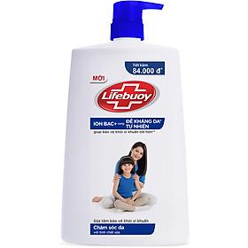 Sữa tắm Lifebuoy chăm sóc da 1,1kg