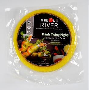 Bánh tráng nghệ Mekong River 22cm 300g