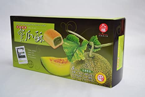 Bánh quy Taiwan Honneydew melon cake
