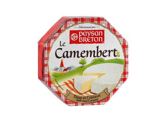 Phomai Paysan Breton Le Camembert Pháp 125g