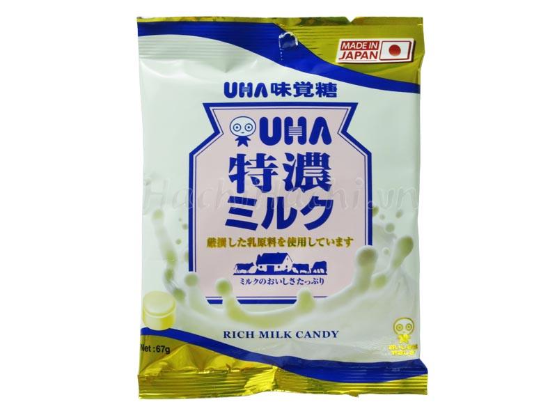 Kẹo Rich milk candy Nhật 67g