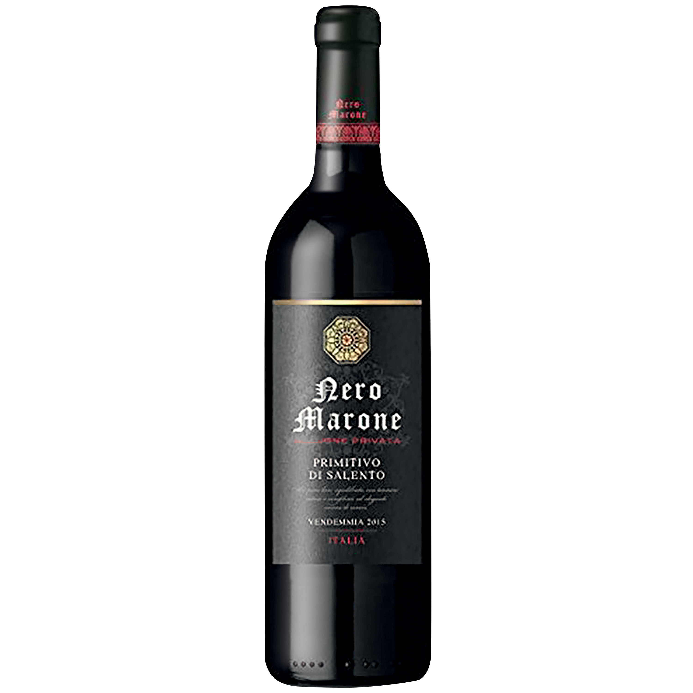 Rượu vang Nero Marone Vendemmia 2018 Italia 13% 750ml