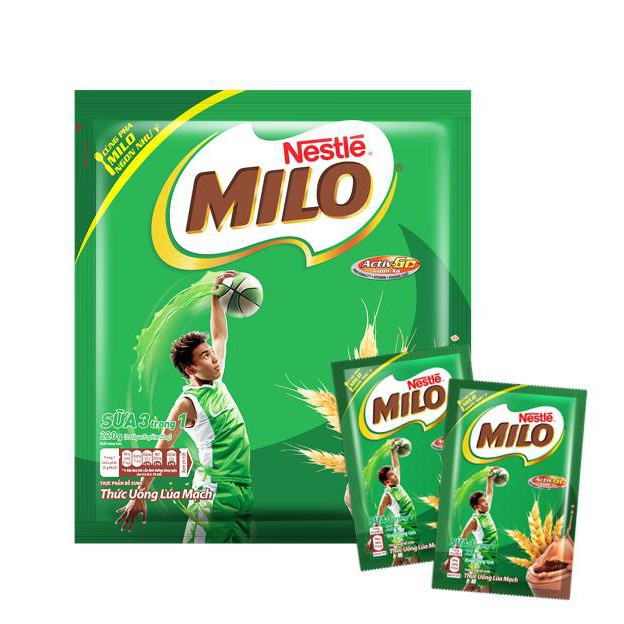Milo 3 in 1 220g
