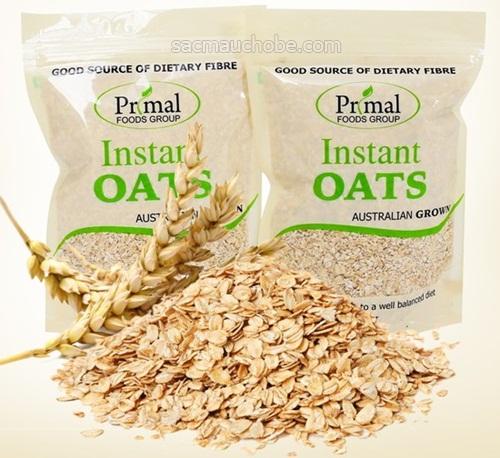 Yến mạch ăn liền Instant OATS Primal Úc 200g