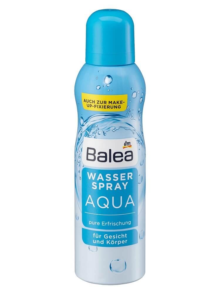Xịt khoáng Balea hương biển Wasser AQUA 150ml Đức