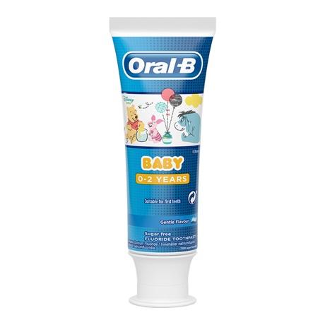 Kem đánh răng trẻ em Oral-B 75ml Đức