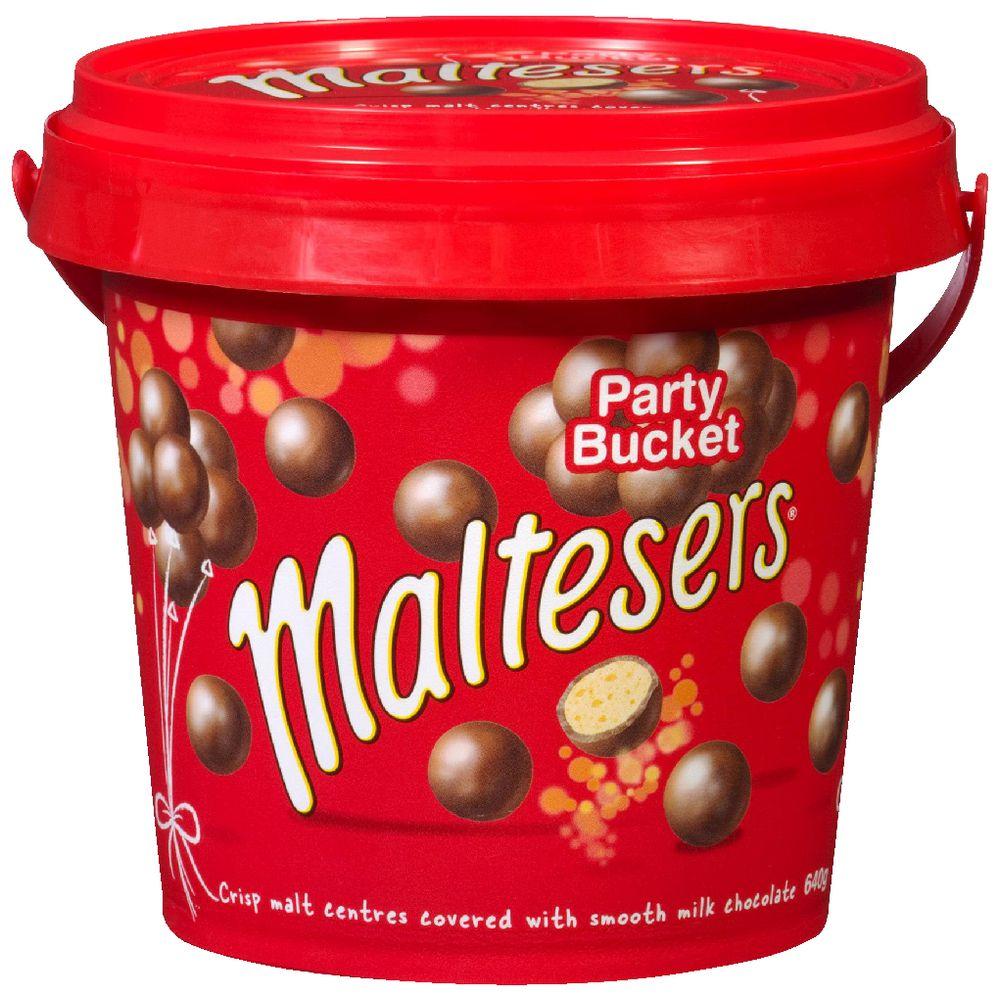 Bánh bọc socola Malteser Úc 465g