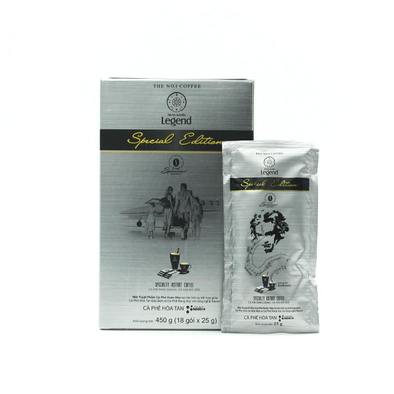 Legend cà phê sữa đá 225g