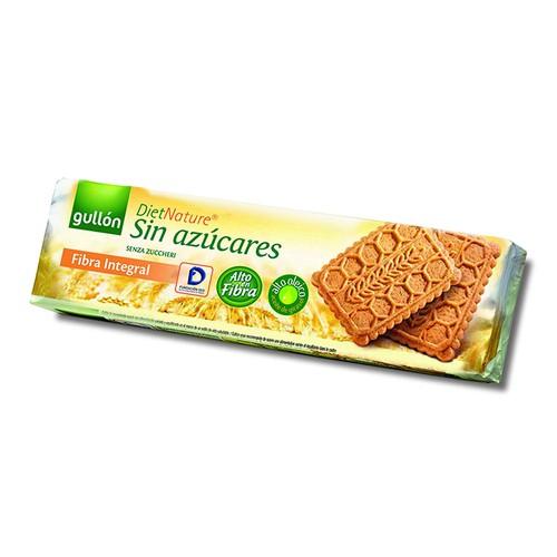 Bánh ăn kiêng không đường nhiều chất xơ Gullón Tây Ban Nha 170g