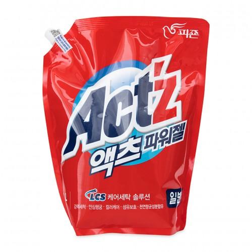 Nước giặt cao cấp Act'z Power Gel cửa đứng 2L Hàn Quốc