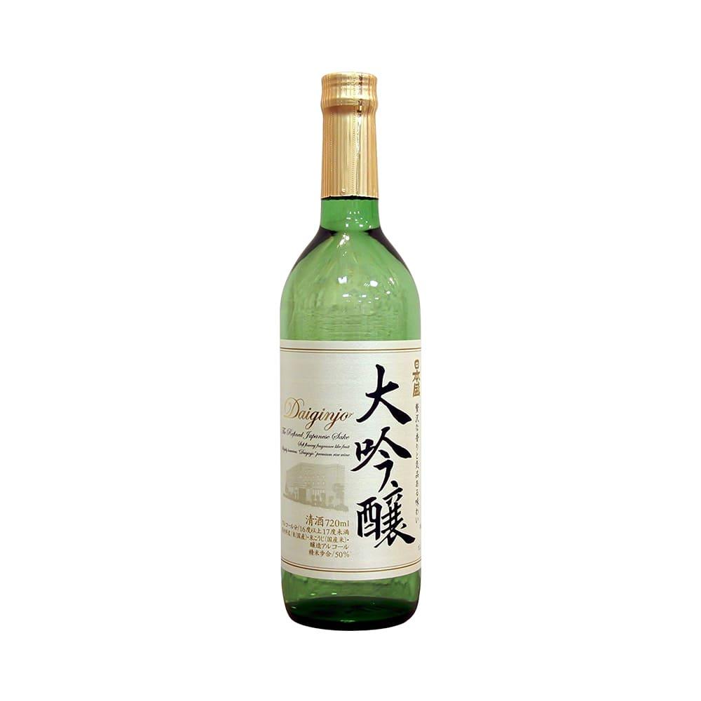 Rượu Sake Daijinro 720ml