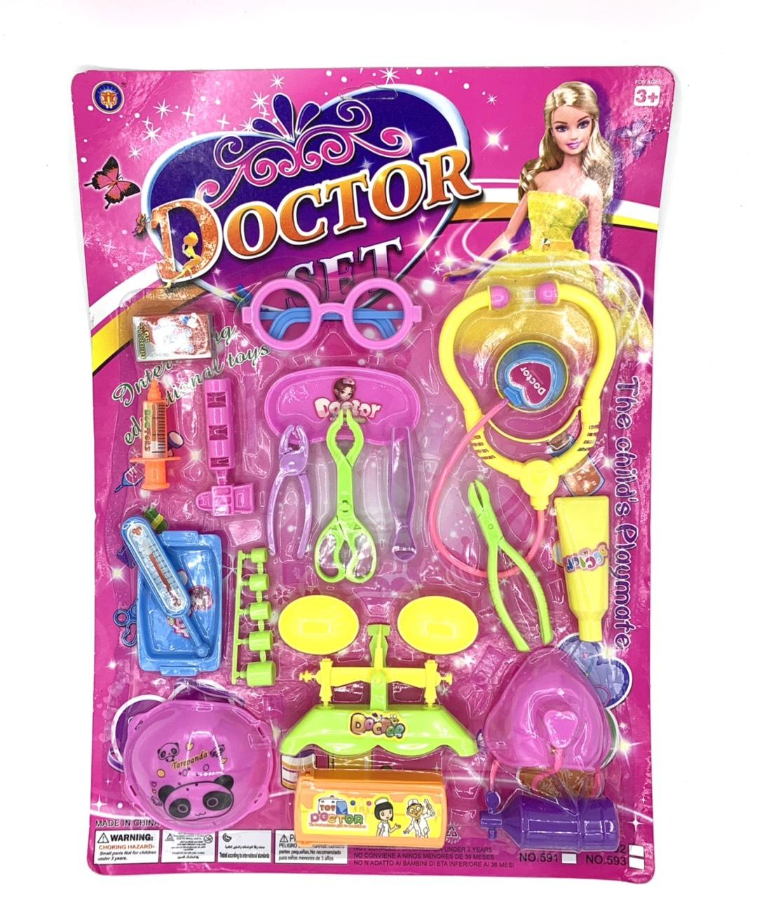 Bộ đồ chơi bác sỹ 590