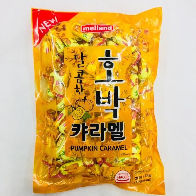 Kẹo bí đỏ caramel Melland Hàn Quốc 400g