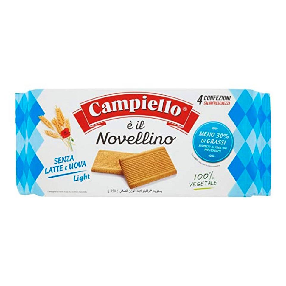 Bánh quy lúa mạch Campiello Ý 350g