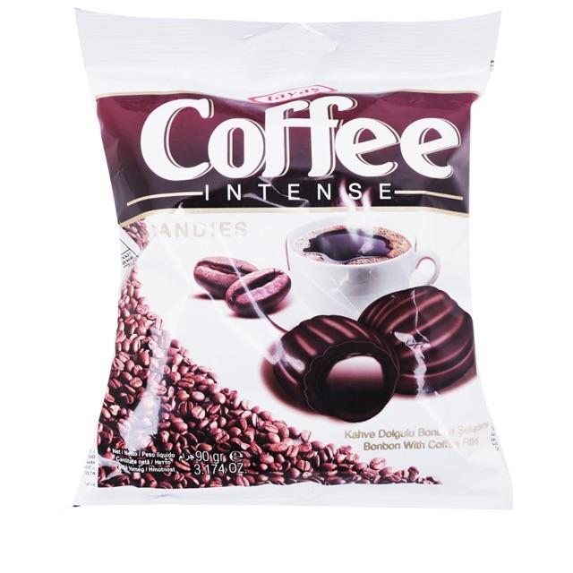 Kẹo cà phê Tayas Thổ Nhĩ Kỳ 90g