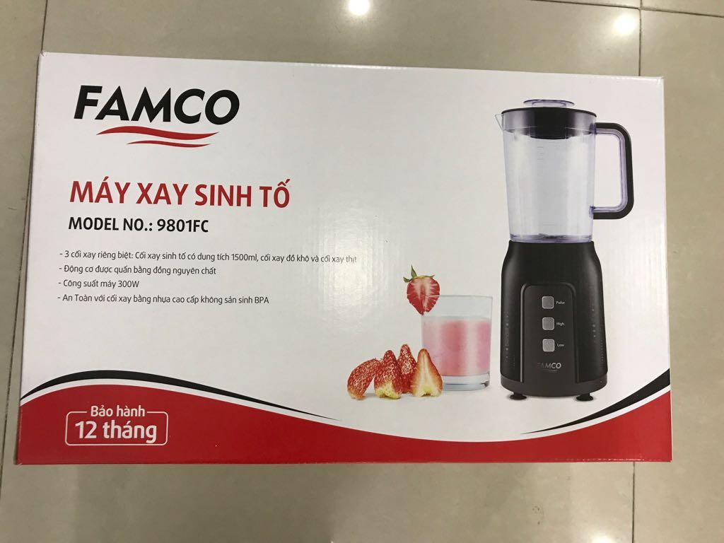 Máy xay sinh tố Famco 9801FC